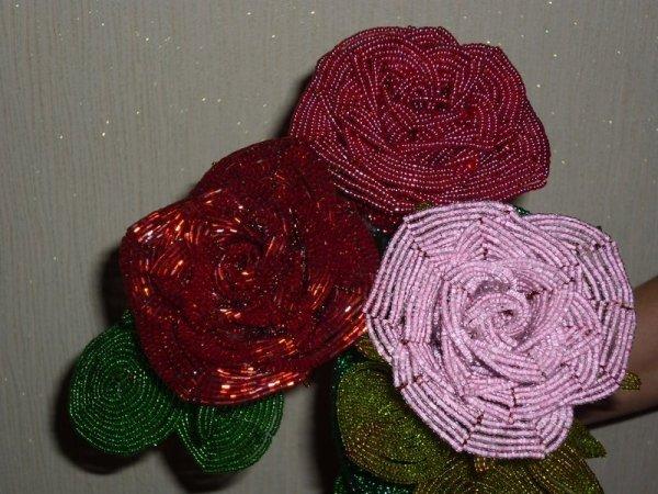 розы из бисера - Практическая схемотехника.