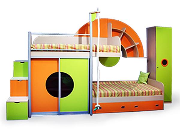 кровать-чердак двухярусная кровать (12) (600x450, 150Kb)