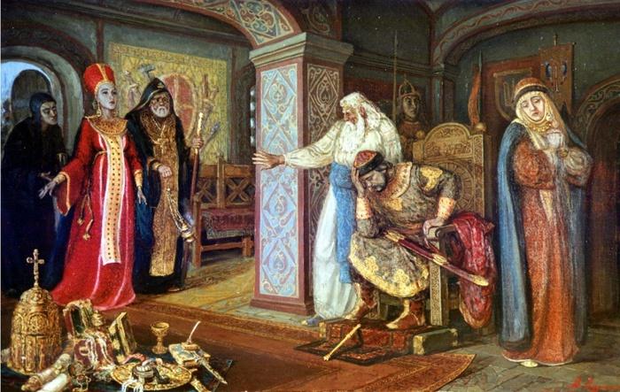 Секс традиции древней руси