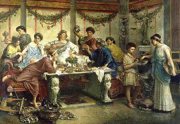 Интересные факты из жизни Древних Римлян