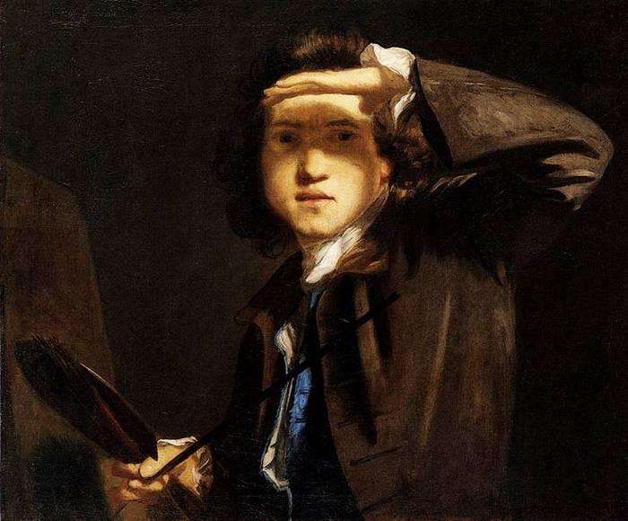 Автопортрет 1747-48 (700x580, 51Kb)