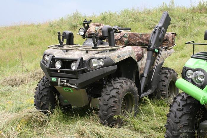 Квадроциклы: хобби и польза в одном транспортном средстве.