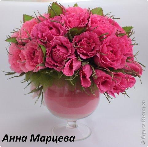 розы из гофробумаги и конфет (3) (482x480, 43Kb)