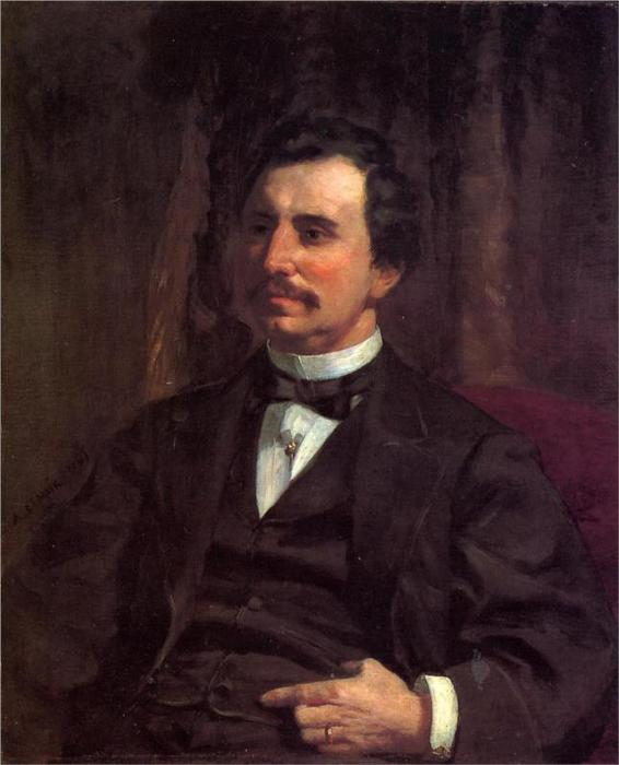 Полковник Говард Бартон Дженкс, 1865 (566x700, 41Kb)