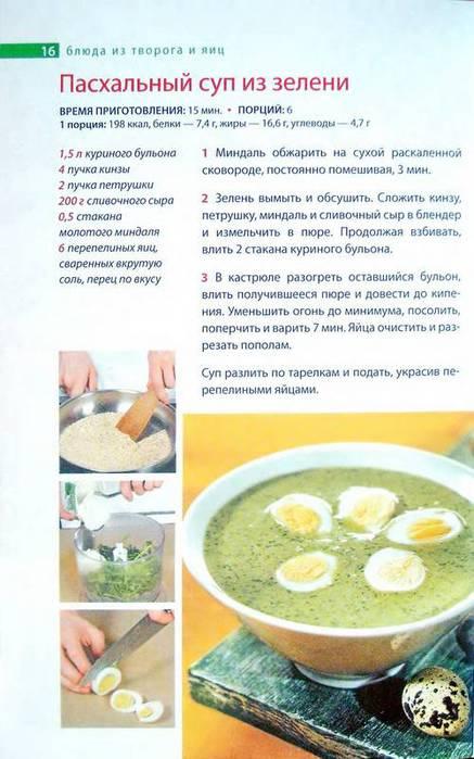 Рецепт блюда из яиц и приготовление