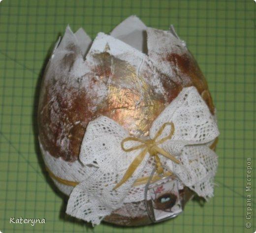 пасхальное яйцо из гипсового бинта (8) (520x473, 43Kb)