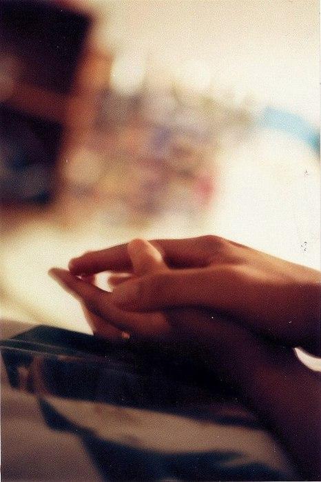 Свои руки нужно любить