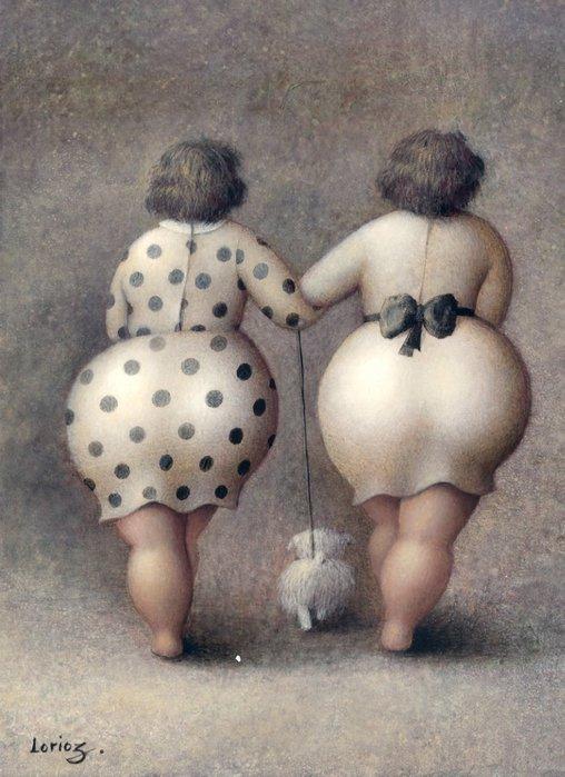 Толстая женская попа 5 фотография