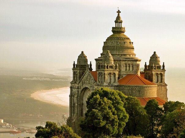 Basílica de Santa Luzia, Португалия (604x453, 46Kb)