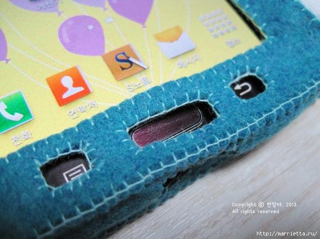 Как сшить чехол-сумочку для мобильного телефона (5) (634x474, 181Kb)