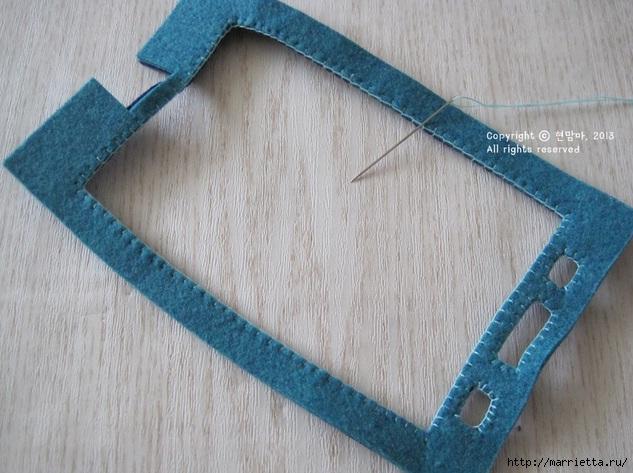 Как сшить чехол-сумочку для мобильного телефона (10) (633x473, 197Kb)