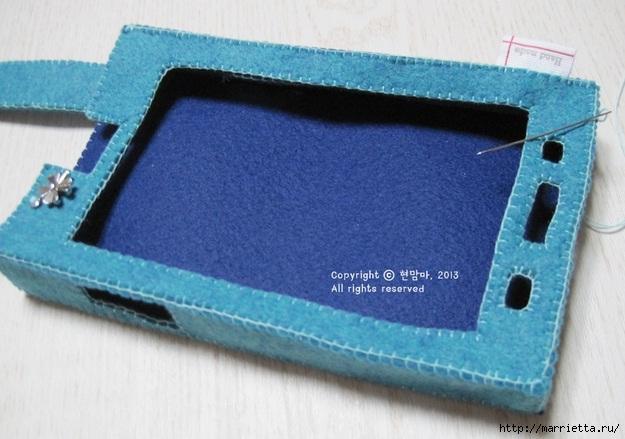 Как сшить чехол-сумочку для мобильного телефона (19) (625x439, 157Kb)