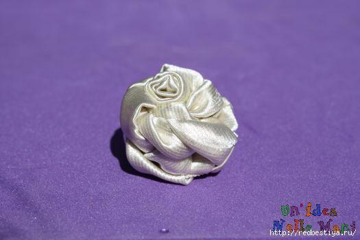 Роза связанная