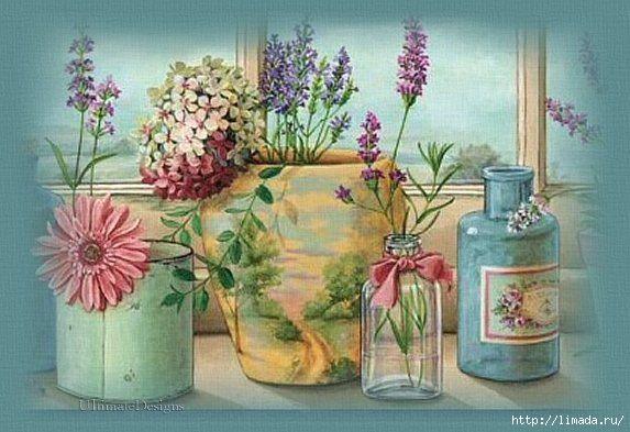 Flores e vidros (573x393, 134Kb)