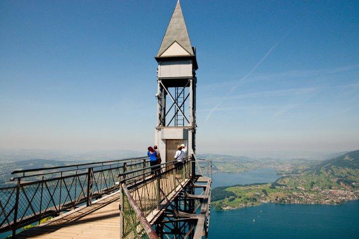 лифт Хамметшванд швейцария фото 3 (700x466, 57Kb)