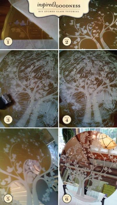 Декорируем зеркало и украшаем интерьер (4) (400x700, 230Kb)