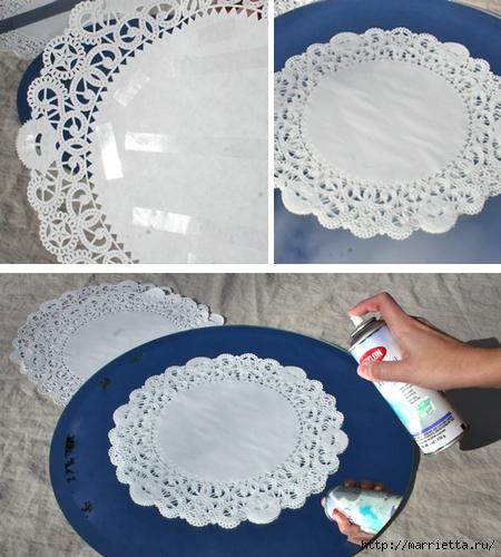 Декорируем зеркало и украшаем интерьер (12) (450x500, 199Kb)