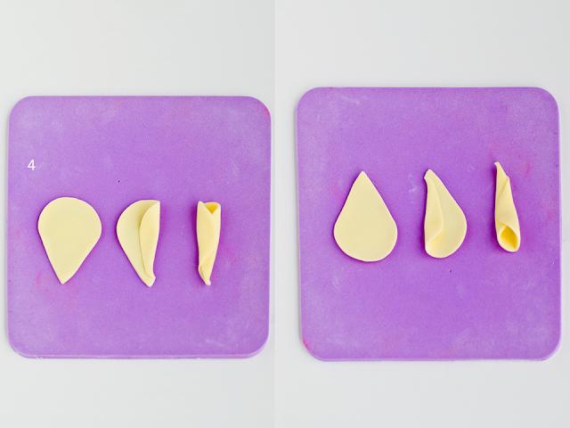 Хризантемы и георгины из сахарной мастики для украшения торта (4) (640x480, 339Kb)
