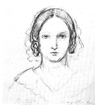 автопортрет королевы Виктории, 1844 (331x366, 27Kb)