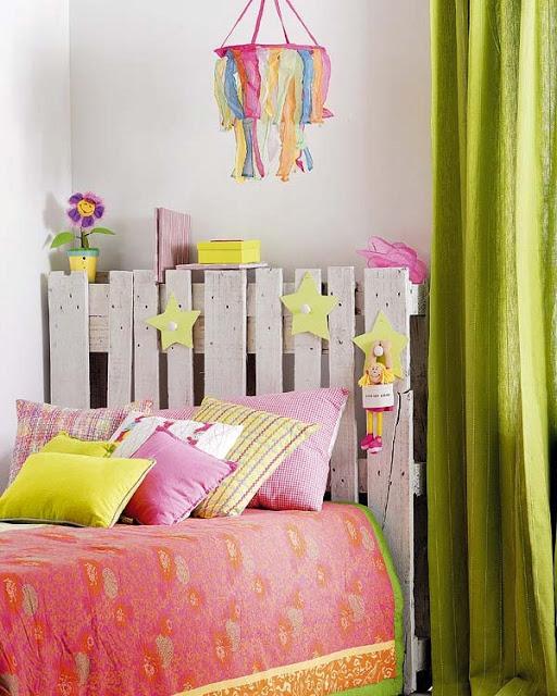 Идеи детских комнат своими руками