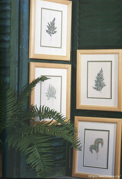 Отличный журнал вышивки Marie Barber - Cross-Stitch Florals (23) (480x700, 244Kb)