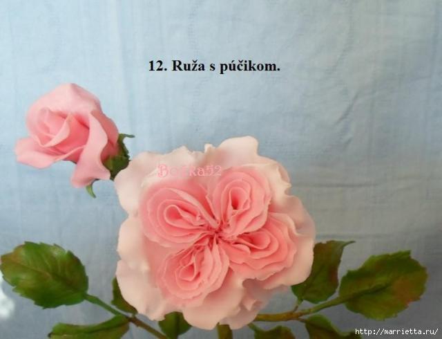 розы из сахарной мастики (12) (640x490, 92Kb)