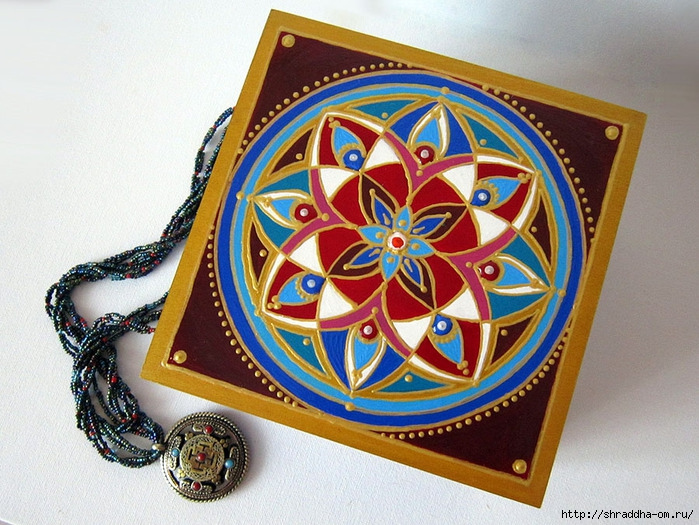 шкатулка ТИБЕТ, автор Shraddha (1) (700x525, 307Kb)