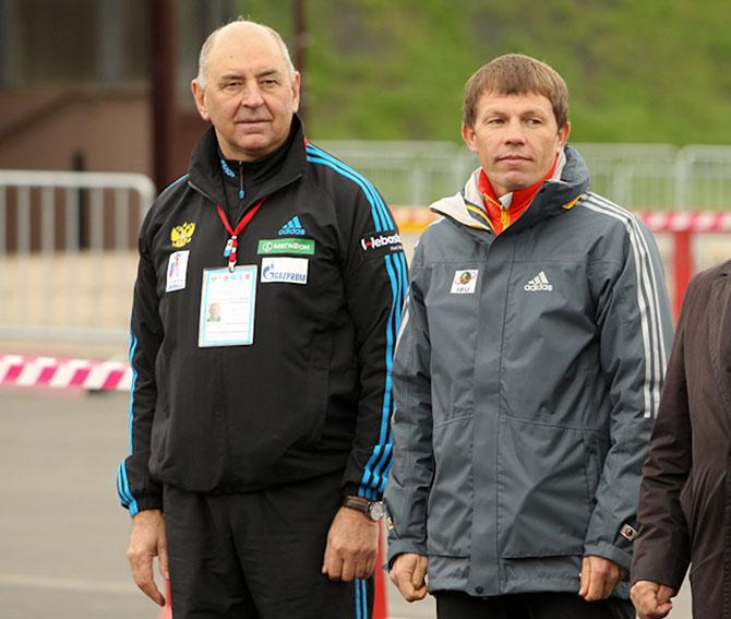 В 2009 году Владимир Барнашов