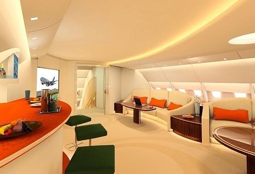 самолет Boeing 747-700 принца аль–Валид бин Талала 3 (525x357, 25Kb)