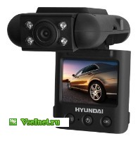 Видеорегистратор Hyundai H-DVR02 (196x200, 10Kb)