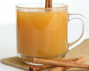Жиросжигающий напиток на основе меда и корицы