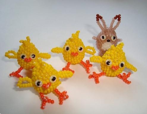 цыплёнок. животное. игрушка