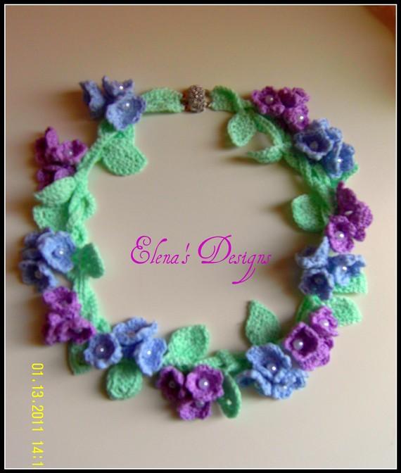 colar croche flores delicada2
