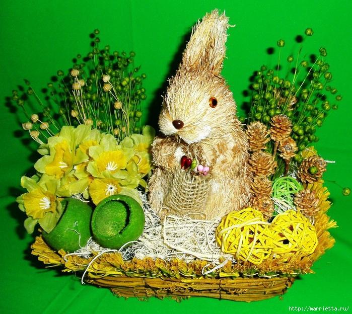пасхальный кролик (2) (700x624, 395Kb)