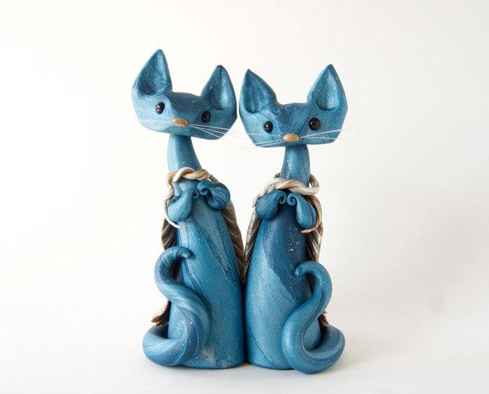 Фигурки из полимерной глины своими руками мастер класс
