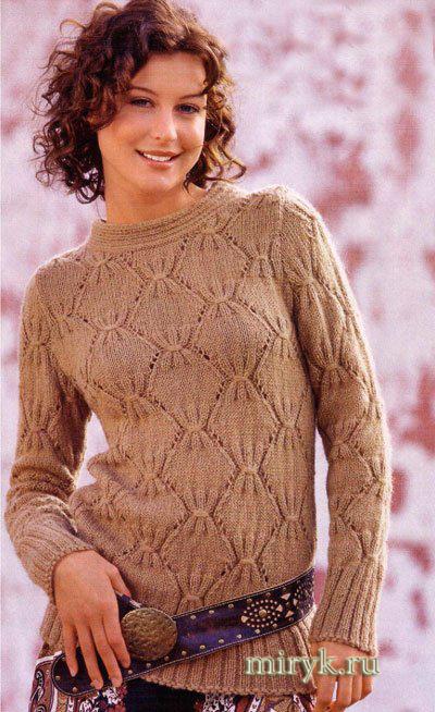 pulover-cveta-verblyuzhej-shersti (400x654, 226Kb)