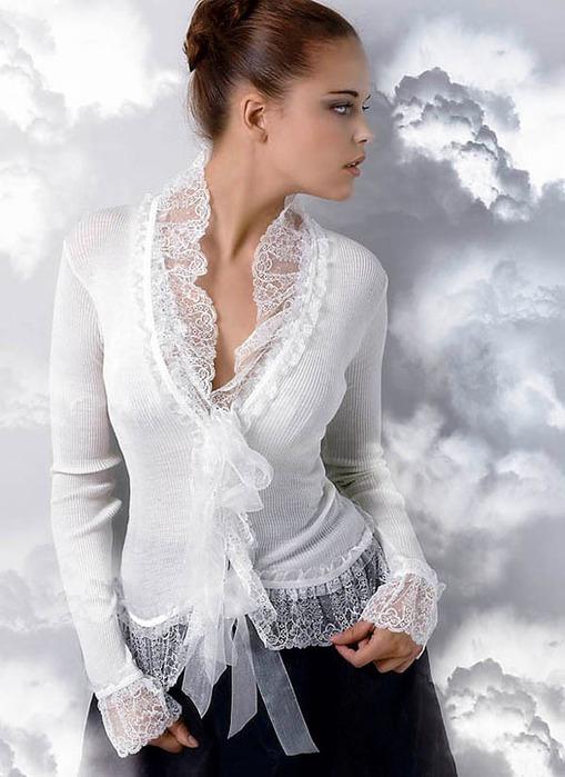 Идеи комбинирования ткани и