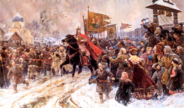 1067597_Vezd_Nevskogo_vo_Pskov (620x364, 159Kb)