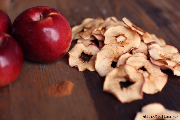 Яблочные чипсы3 (580x387, 151Kb)