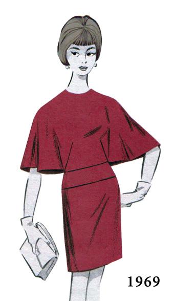 платье с рукавами пелеринами-2 (340x588, 71Kb)