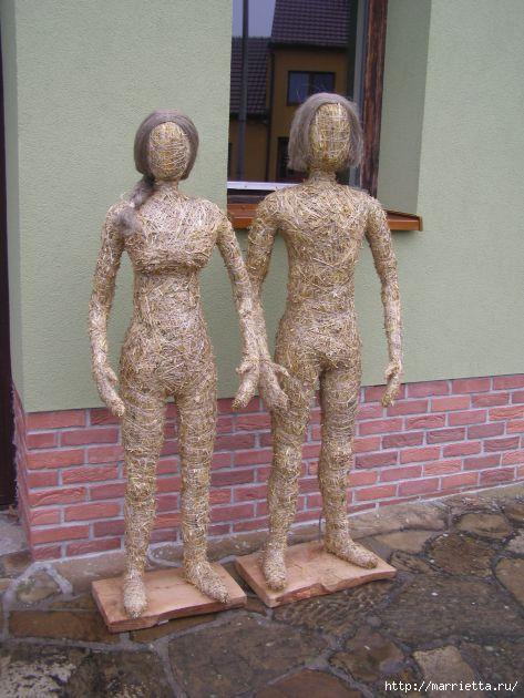 фигурки из сена и соломы (22) (473x630, 157Kb)