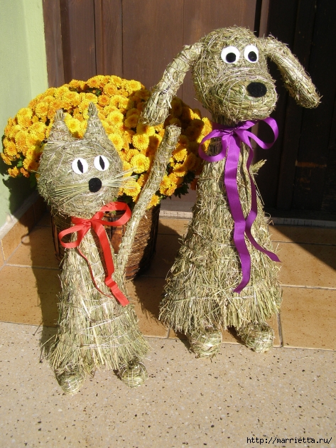 фигурки из сена и соломы (35) (473x630, 322Kb)