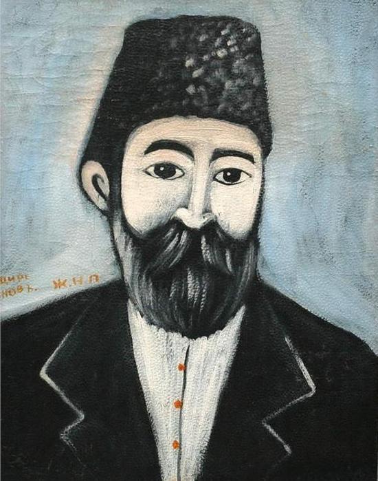 Автопортрет, 1900 (550x700, 66Kb)