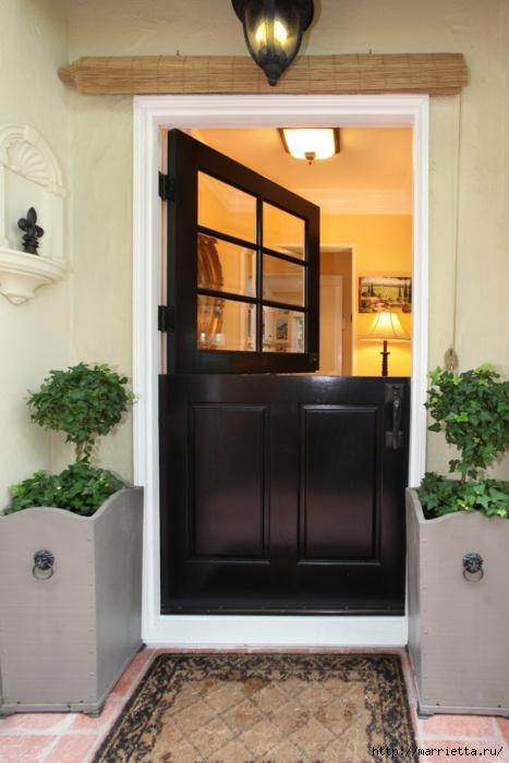 Плющ (Хедера хеликс). Потрясающие композиции для украшения дома и сада (50) (467x700, 178Kb)