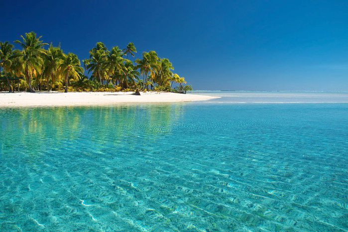 The Island Of Aitutaki, Cook Islands (700x466, 78Kb)