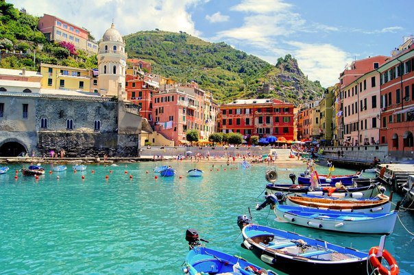 Вернацца, Италия (604x402, 90Kb)