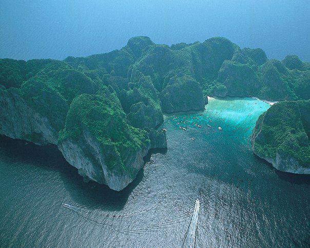 Острова Пхи-Пхи в Таиланде (604x483, 66Kb)