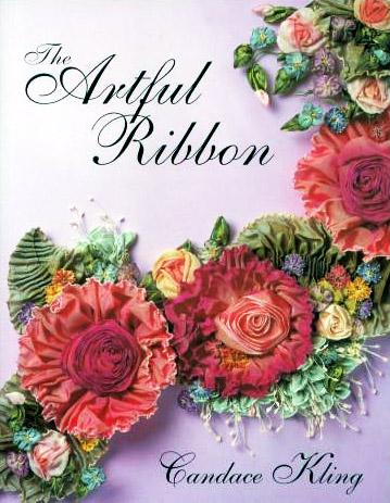 Artful Ribbon (канзаши,вышивка