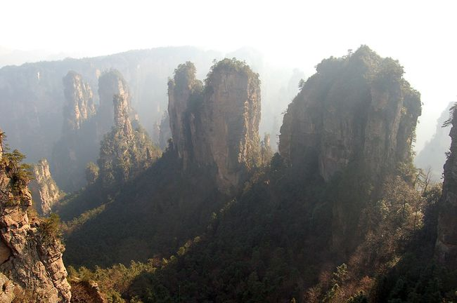 горы хуаньшань китай фото 2 (650x432, 44Kb)