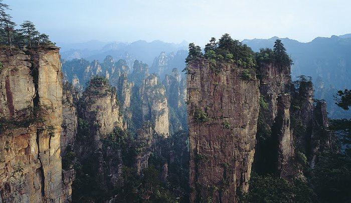 горы хуаньшань китай фото 8 (700x405, 82Kb)